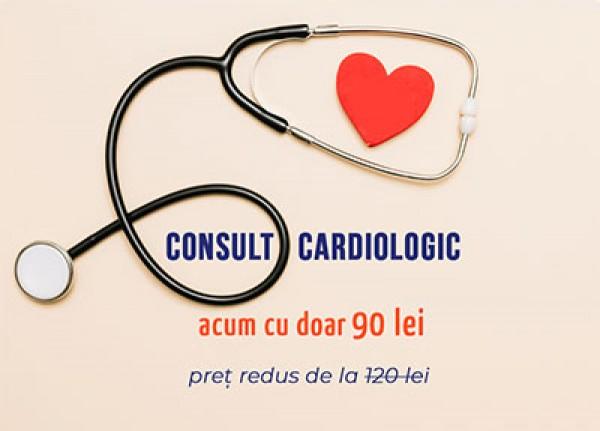 Promo: Consult Cardiologic