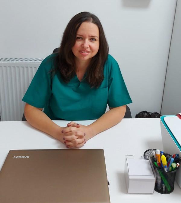 Dr. Alina Simion