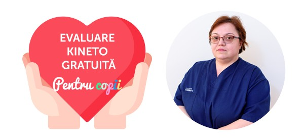 Interviu cu doamna Anelia Constantin - kinetoterapeut pediatric si terapeut Vojta